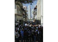 sismo remece capital panamena y genera alarma