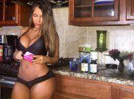 la modelo cubana que acumula casi 3 millones de seguidores en instagram