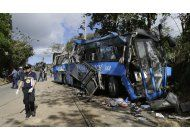 suben a 15 los muertos en un accidente de bus en filipinas
