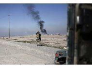 ejercito iraqui consolida sus avances en el sur de mosul