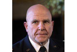 trump elige como asesor de seguridad nacional a un militar