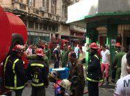tercera tienda incendiada en la habana en menos de un mes