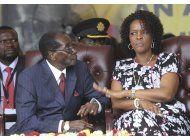 zimbabue: mugabe elogia a trump