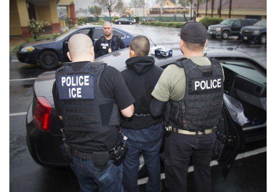 EEUU amplía espectro de inmigrantes a ser deportados