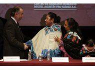mexico: fiscalia se disculpa ante 3 indigenas excarceladas