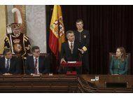 el presidente macri busca inversion espanola para argentina