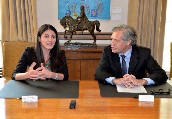 Cuba niega la visa al secretario general de la OEA, Luis Almagro