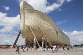 parque inspirado en el arca de noe estrena exposicion