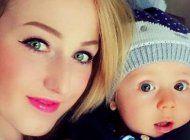 se ponia incomodo y agresivo: la madre que cree que su bebe lactante de 6 meses detecto su cancer de mama