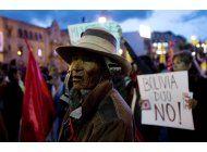 evo morales sigue adelante con reeleccion pese a protestas
