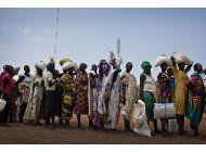 onu: 20 millones sufren hambre en 4 paises