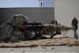 fuerzas iraquies retoman el aeropuerto de mosul