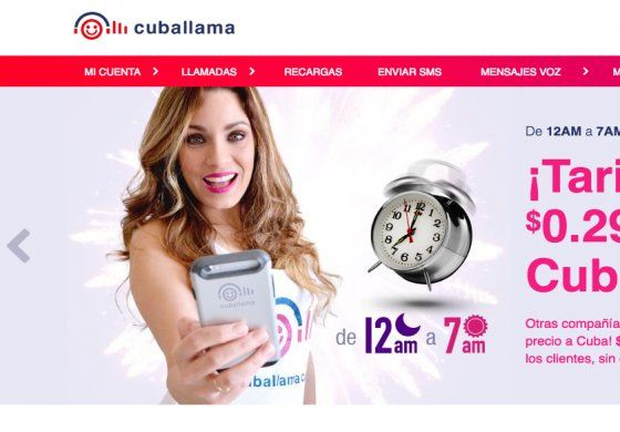Cuballama restablece SMS a Cuba y mantiene sus tarifas