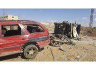una bomba mata a 60 personas en aldea siria arrebatada a ei