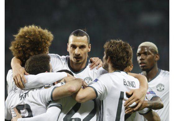 Man U enfrenta a Rostov por 8vos de final de Liga Europa