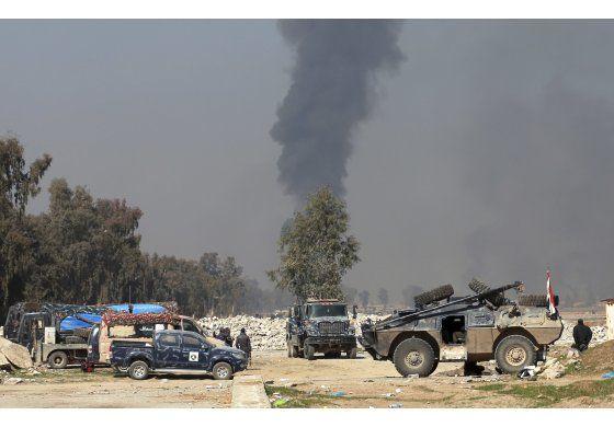 EEUU cambia las reglas de combate en Mosul