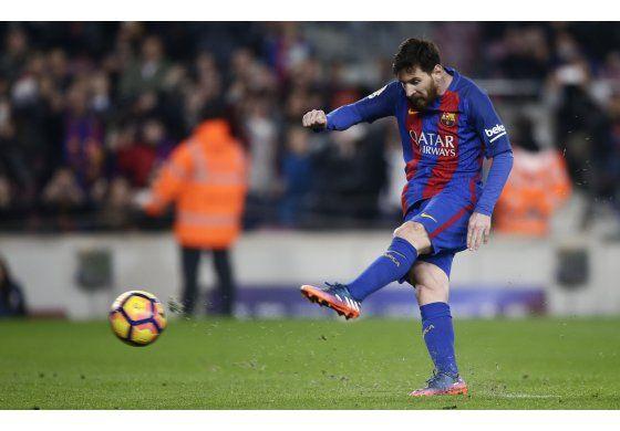 Messi apunta a seguir con su racha goleadora ante Atlético