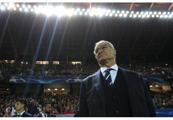 Ranieri, otra víctima en el juego de poder del fútbol