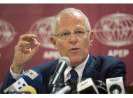 kuczynski: seria muy grave que trump deporte a millones