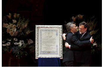 Macri y Rajoy sellan la alianza entre España y Argentina