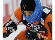 venezuela y francia evaluan polemico caso de esquiador
