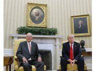 lo ultimo: kuczynski discute muro fronterizo con trump