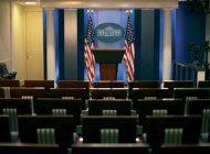 impiden que cnn y otros medios asistan a reunion con sean spicer en la casa blanca