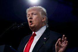 sondeos muestran baja popularidad de trump a casi 100 dias de su presidencia