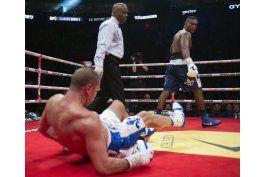 colombiano eleider alvarez noquea a lucian bute