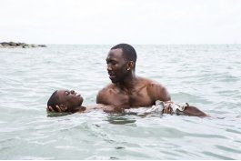 moonlight arrasa en los spirit, affleck gana mejor actor