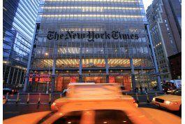 new york times por emitir aviso de la verdad es dificil