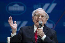 buffett evita hablar de politica en carta a los accionistas
