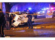 auto arrolla a multitud en nueva orleans; hay 28 heridos