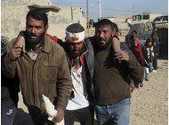 policia militar iraqui toma nuevo barrio del oeste de mosul