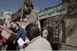 cristianos egipcios huyen del sinai