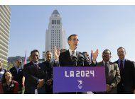 los angeles: alcalde enfrenta incertidumbre sobre reeleccion