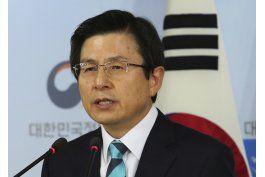 seul: lider interino rechaza ampliar pesquisa de escandalo