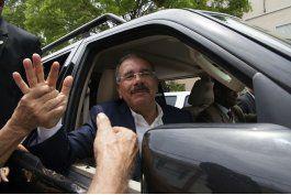 presidente dominicano justifica acuerdo con odebrecht