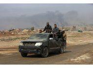 comandante iraqui: tropas siguen avanzando en oeste de mosul