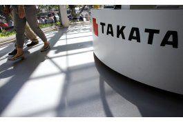 takata se declara culpable por bolsas de aire defectuosas