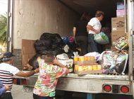 parte de miami rastra con donativos para cubanos varados en nuevo laredo