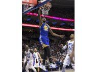 pese a un frio curry, durant y warriors despachan a 76ers