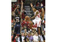 teague anota 25 en la victoria de pacers sobre rockets