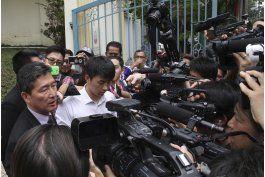 pyongyang envia diplomaticos a malasia para recuperar cuerpo