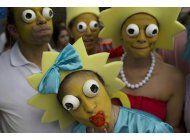 ap fotos: lo mejor del carnaval en latinoamerica y el caribe