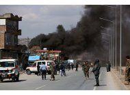 dos ataques con bomba en afganistan dejan varios fallecidos