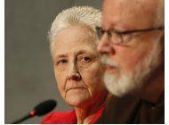 sobreviviente de abuso clerical renuncia a comision papal