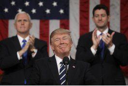 trump deja animados a republicanos, pero siguen divididos