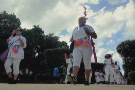 damas de blanco denuncian que el regimen las amenaza de muerte