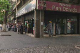 nicolas maduro expropia mas panaderias, generando caos en venezuela